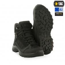 Купить M-TAC Черевики тактичні демісезонні (чорні) в интернет-магазине Каптерка в Киеве и Украине