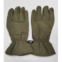 Перчатки Soft Shell (олива)