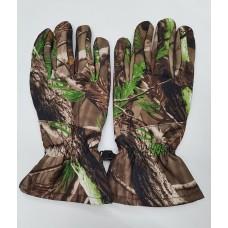 Перчатки Soft Shell (ліс)