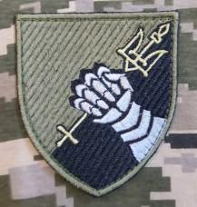 Нарукавний знак 12 Окремий Танковий Батальйон (польовий)