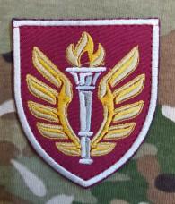 Нарукавний знак 199 Навчальний Центр ДШВ Варіант (кольоровий)