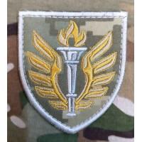 Нарукавний знак 199 Навчальний Центр ДШВ Варіант (піксель)