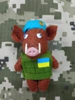 М'яка іграшка Кабан-Морпіх