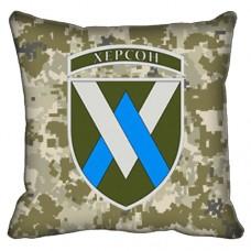 Декоративна подушка 11 Окрема Бригада Армійської Авіації (піксель)