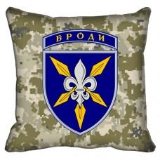 Декоративна подушка 16 Окрема Бригада Армійської Авіації (піксель)