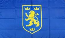Купить Прапор Галичина (синій) в интернет-магазине Каптерка в Киеве и Украине