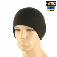 M-Tac шапка-підшоломник Elite фліс (270г/м2) Black