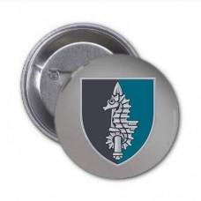 Значок 73 Морський Центр Спеціальних Операцій (сірий)