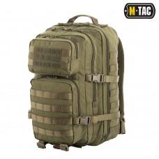 35л рюкзак LARGE ASSAULT PACK M-Tac олива