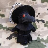 М'яка іграшка Чумний лікар