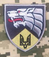 Нарукавний знак 140 Окремий Центр Спеціального Призначення ССО