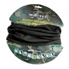Бандана-балаклава-шарф-труба Mil-Tec Black