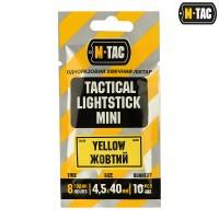 Хімсвітло M-Tac 4,5х40 жовтий (10 шт)