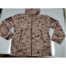 Куртка софтшел ESDY Marpat Desert
