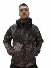 Куртка софтшел ESDY Pyton Night