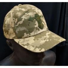 Бейсболка з вишивкою Танкові Війська (піксель)