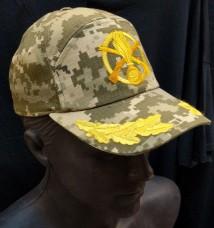 Бейсболка з вишивкою Піхота (піксель) СПЕЦІАЛЬНА ЦІНА