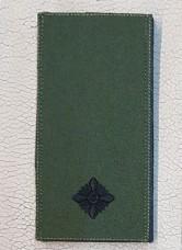 Погон Молодший Лейтенант ЗСУ Олива Згідно Наказу 238 липучка