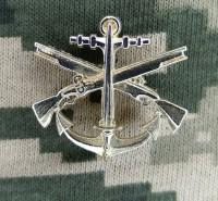 Емблема на комірець Морська Піхота (нового затвердженого зразка)