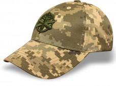 Бейсболка з вишивкою Артилерія ЗСУ (Піксель)