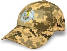Купить Бейсболка з вишивкою ССО ЗСУ (Піксель) в интернет-магазине Каптерка в Киеве и Украине