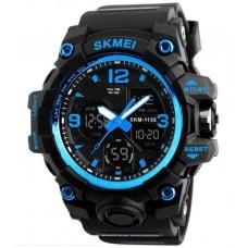 Годинник тактичний SKMEI 1155 Black-Blue