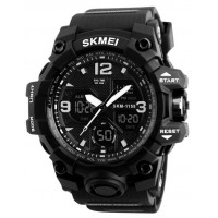 Годинник тактичний SKMEI 1155 Black