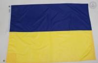 """Прапор України 120х80см Посилений З люверсами Для зовнішнього використання ТМ """"Морячок"""""""