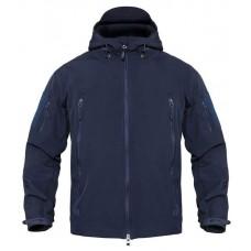 Куртка софтшел ESDY Синя