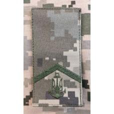 Погон ВМСУ старший матрос ММ14
