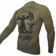 Купить Реглан Coolmax Da VINCI – SOLDIER (олива) в интернет-магазине Каптерка в Киеве и Украине