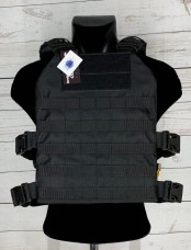 Чохол бронежилета Barret V1 Black 1000D Cordura
