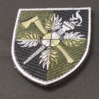 Нарукавний знак Об'єднаного навчально-тренувального центру Сил підтримки ЗСУ (польовий)