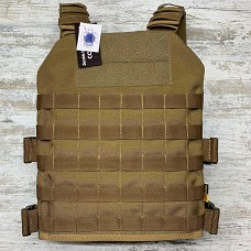 Чохол бронежилета Barret V1 COYOTE 1000D Cordura