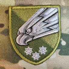 Нарукавний знак 25 ОПДБр (олива)