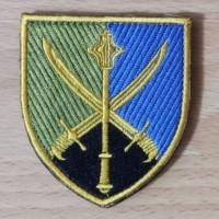 Нарукавний знак Командування Об'єднаних Сил ЗСУ