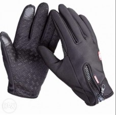 Перчатки Sport Windstopper Type 1 (чорні)
