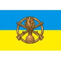 Прапор Механізовані Війська ЗСУ