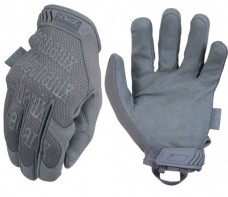Тактичні рукавиці Mechanix ORIGINAL GLOVES WOLF GREY