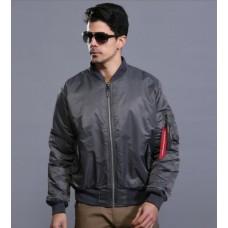 Куртка Пілот Esdy Flight Jacket MA-1 (сіра)