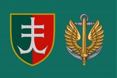 Прапор 35 ОБрМП (2 знаки)