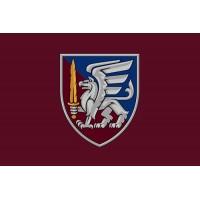 Прапор 81 окрема аеромобільна бригада ДШВ (новий знак)