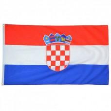 Купить Прапор Хорватії Mil-Tec Розмір прапора-150х90см в интернет-магазине Каптерка в Киеве и Украине