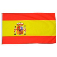 Прапор Іспанії Mil-Tec Розмір прапора-150х90см
