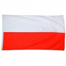 Прапор Польщі Mil-Tec Розмір прапора-150х90см