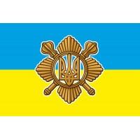 Прапор Окремий президентський полк імені гетьмана Богдана Хмельницького