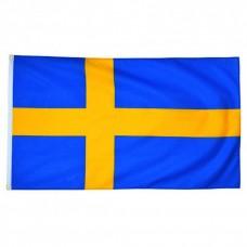 Купить Прапор Швеції Mil-Tec Розмір прапора-150х90см в интернет-магазине Каптерка в Киеве и Украине