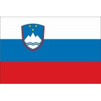 Прапор Словенії Mil-Tec Розмір прапора-150х90см