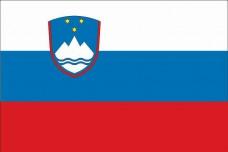 Купить Прапор Словенії Mil-Tec Розмір прапора-150х90см в интернет-магазине Каптерка в Киеве и Украине