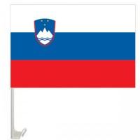 Авто прапор Словенія
